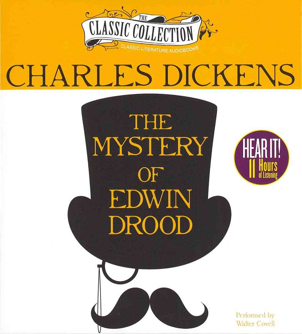 [CD] The Mystery of Edwin Drood By Dickens, Charles/ Covell, Walter (NRT)